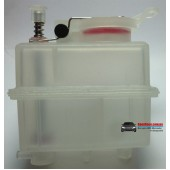 Топливный бак с системой ручной подкачки